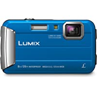 Panasonic DMC-FT30GN-A Waterproof, Shockproof, Freezeproof, Dustproof LUMIX Underwater Digital Point and Shoot Tough…