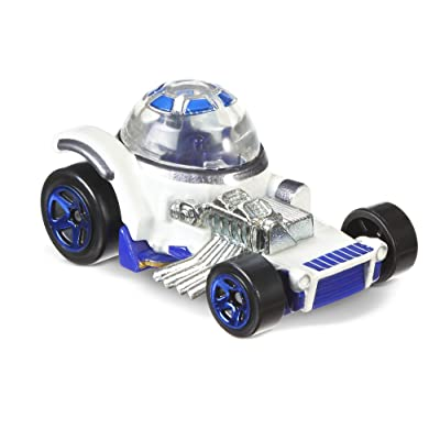 Hot Wheels Star Wars R2-D2 Vehicle: Toys & Games
