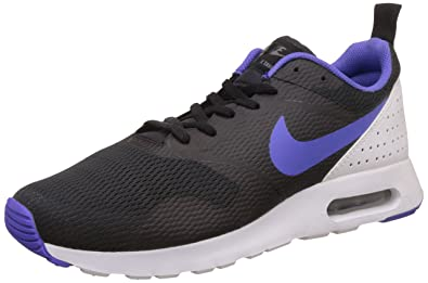 low priced d8943 03335 Nike Mens Air Max Tavas Running Shoes Black White Persian Violet 705149-025