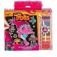 Trolls Chalk Sketch Set by Trolls