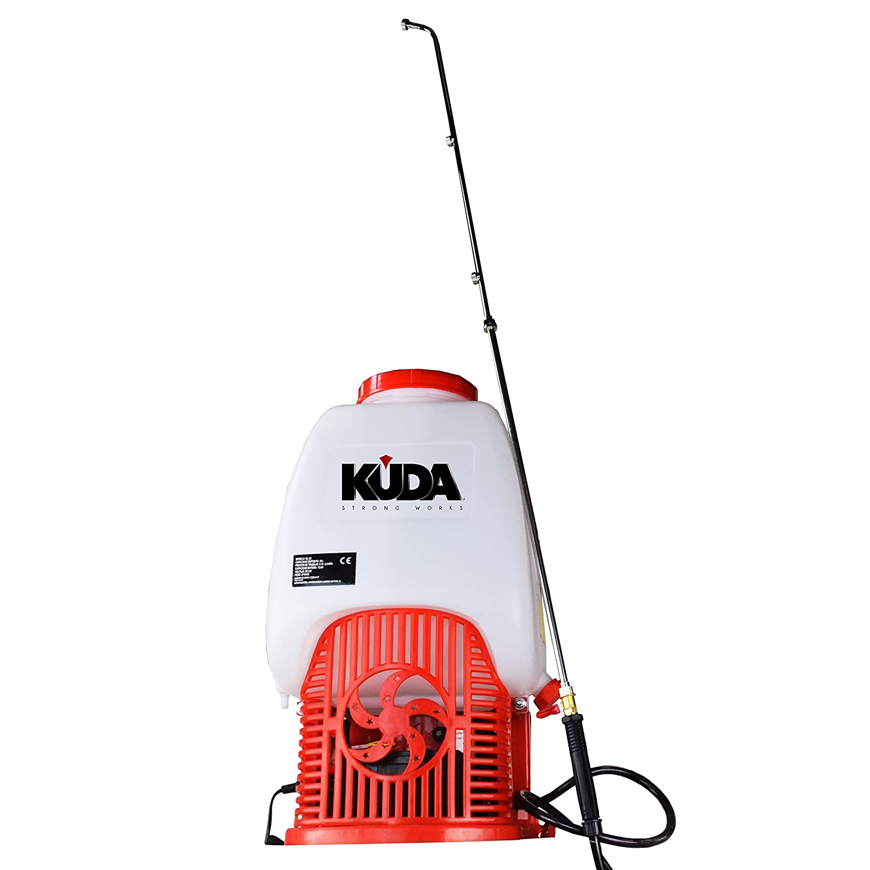 KUDA Sulfatadora de Batería 12v, con Capacidad DE 25 litros: Amazon.es: Jardín