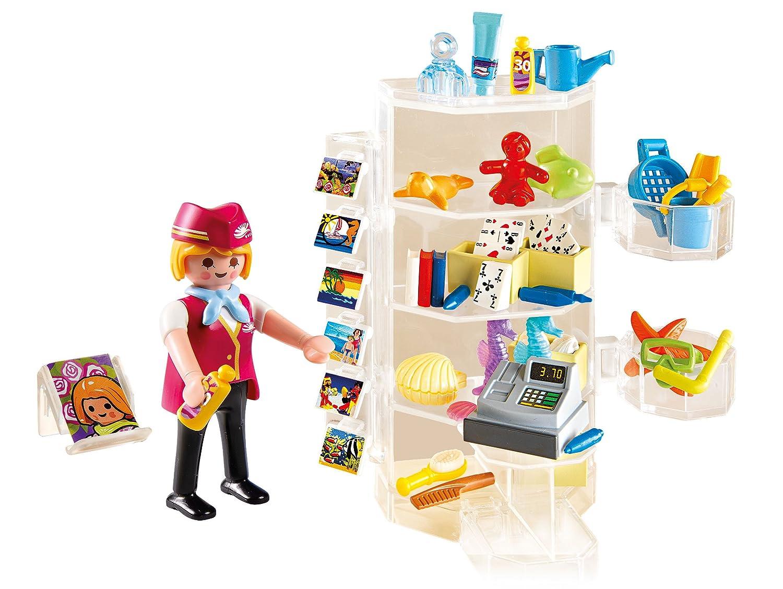 Playmobil 5268 Summer Fun Hotel Shop: Amazon.co.uk: Toys & Games