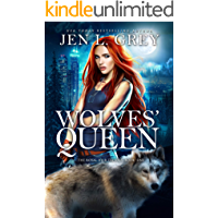 Wolves' Queen (The Royal Heir Book 1) book cover