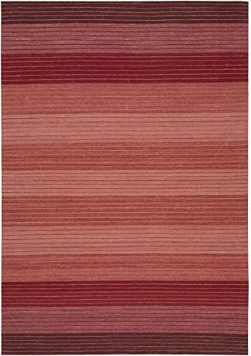 Nourison Ki08 Griot Safrn Rectangle Area Rug, 8-Feet by 10-Feet 6-Inches 8 x 10 6