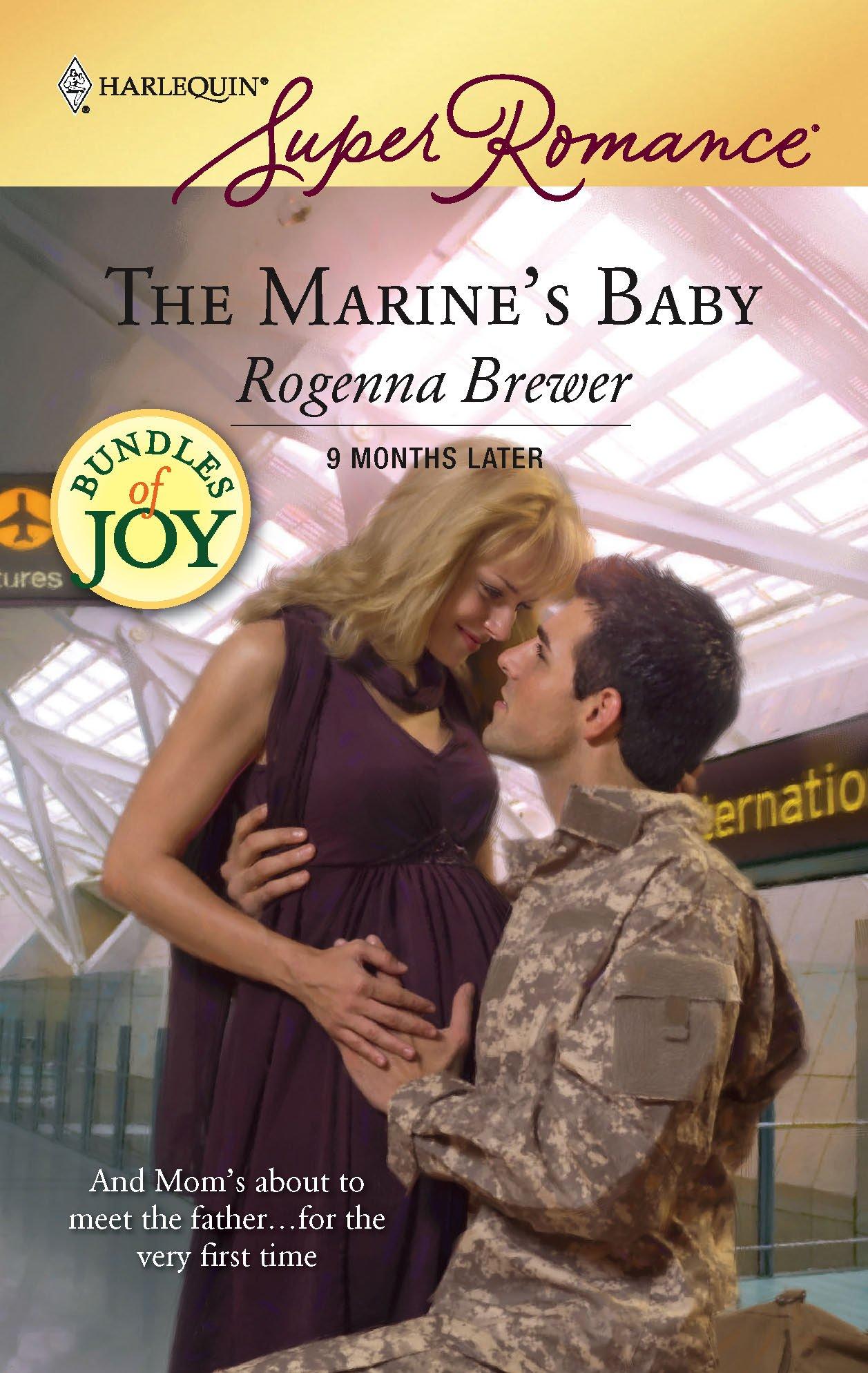 Read Online The Marine's Baby (Harlequin Superromance, No. 1478 / 9 Months Later / Bundles of Joy) pdf