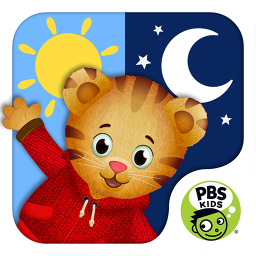 Daniel Tiger's Day & Night (Best Tooth Brushing App For Toddlers)