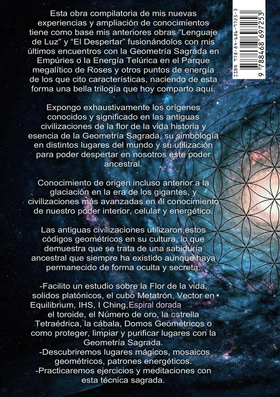 Geometría Sagrada Codificada Spanish Edition ángels Vilás