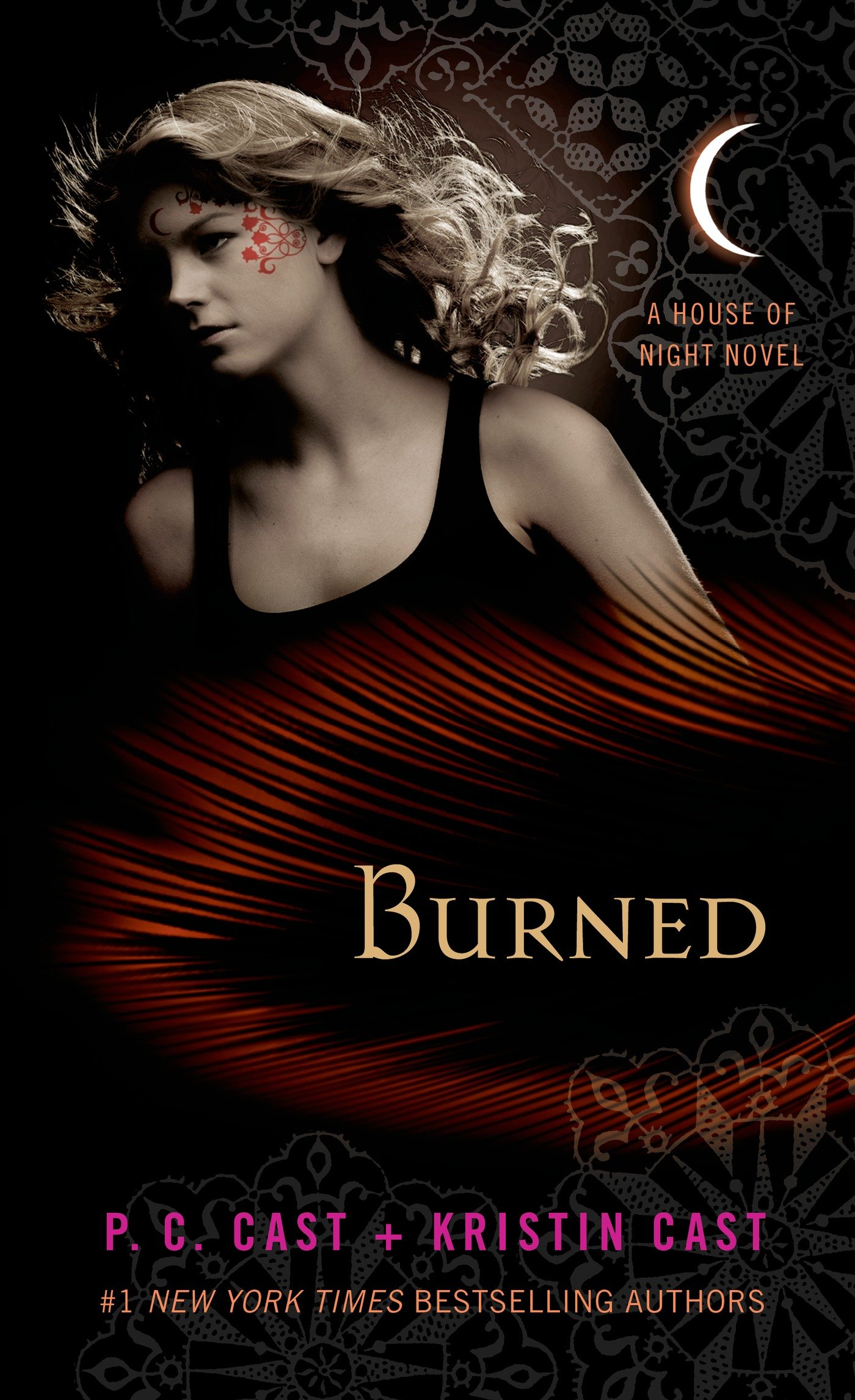 Read Online Burned: A House of Night Novel (House of Night Novels) PDF