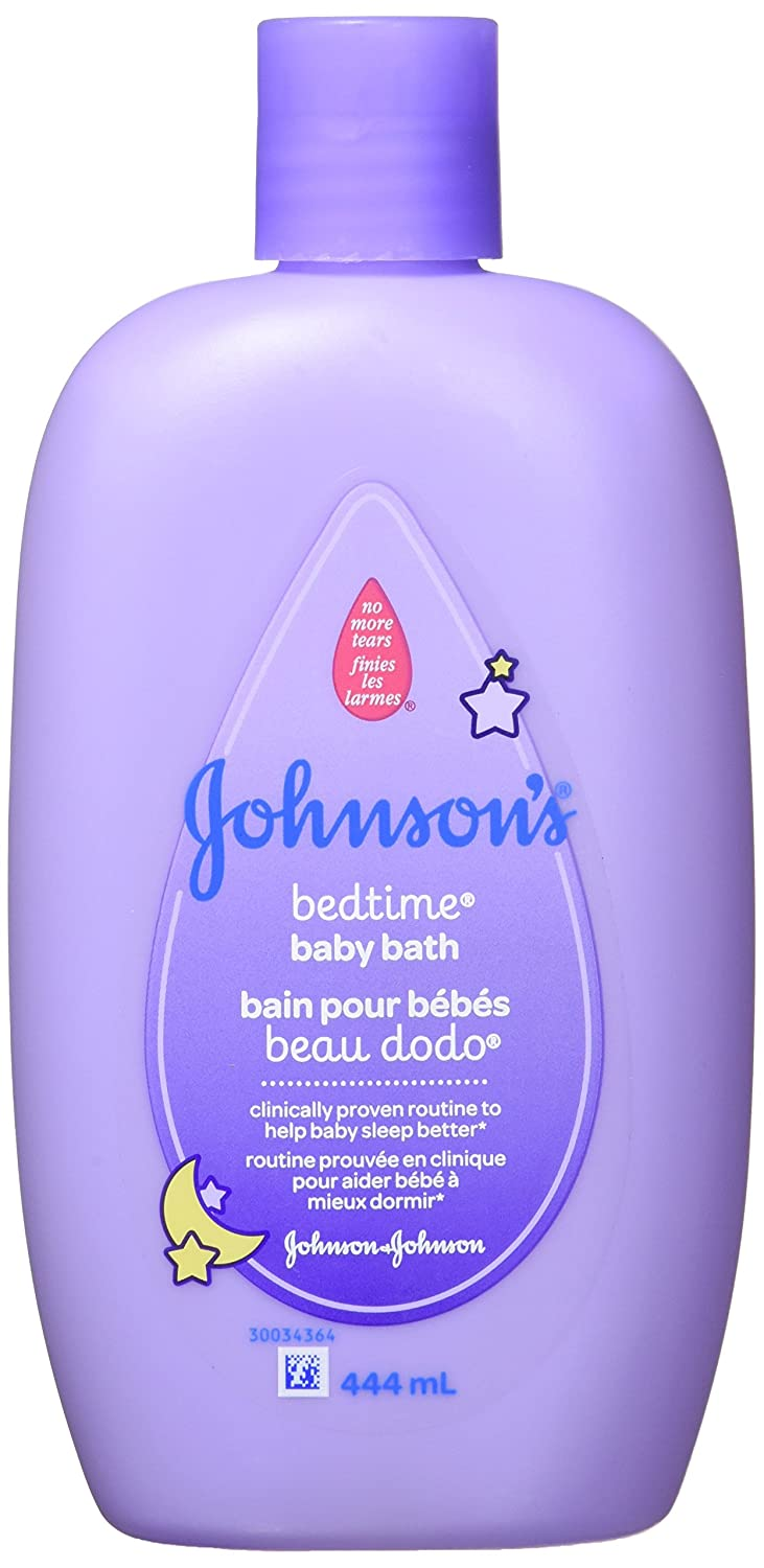 Johnson's Baby Bedtime Bath, 444 ml Johnson' s Baby CAD003211