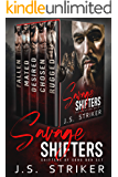Savage Shifters: Shifters of SoHo Series Box Set