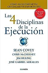 Las 4 Disciplinas de la Ejecución (Spanish Edition) Kindle Edition