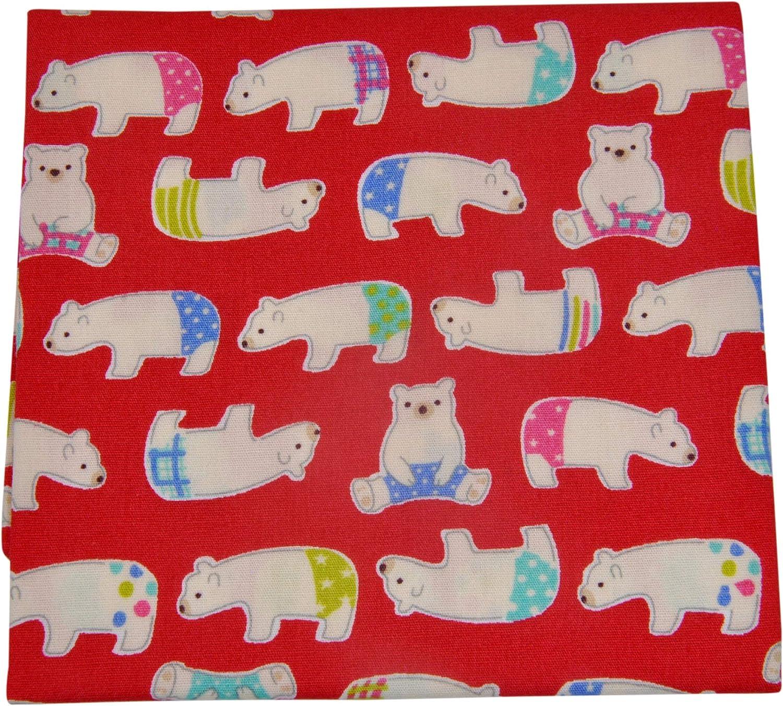 Design Icebaer red ultiMade trendige Stofftaschent/ücher Herren Baumwolle Damen Stofftaschentuch Einsteckt/ücher Einstecktuch