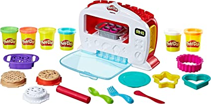 Amazon Com Play Doh Magical Oven Toys Games