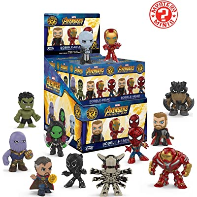 Funko Marvel Avengers: Infinity War Mystery Mini Blind Box Display (Case of 12): Toys & Games