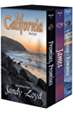 California Series (Books 2-4): Promises, Promises, James, & A Quickstep to Romance