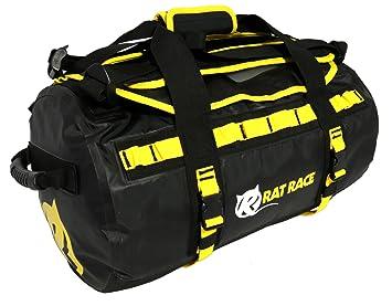 Rat Race Waterproof Black Large Gym Bag 2f7f01576680b