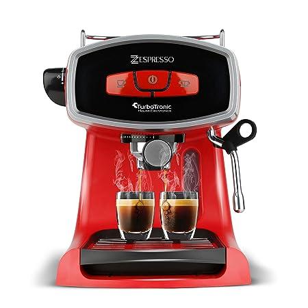 19 bar portafiltros Máquina para café & Café expreso ...