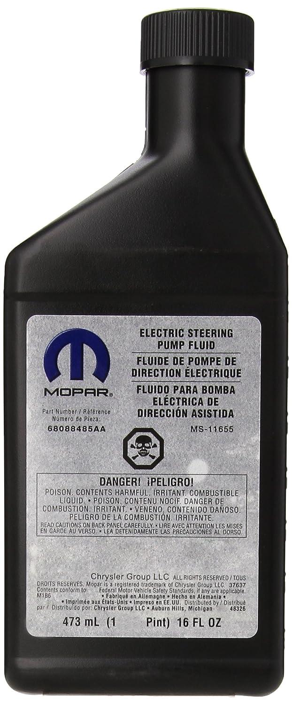 純正Mopar流体5127381 AB油圧流体 – 1 Pint B0089LTVIY