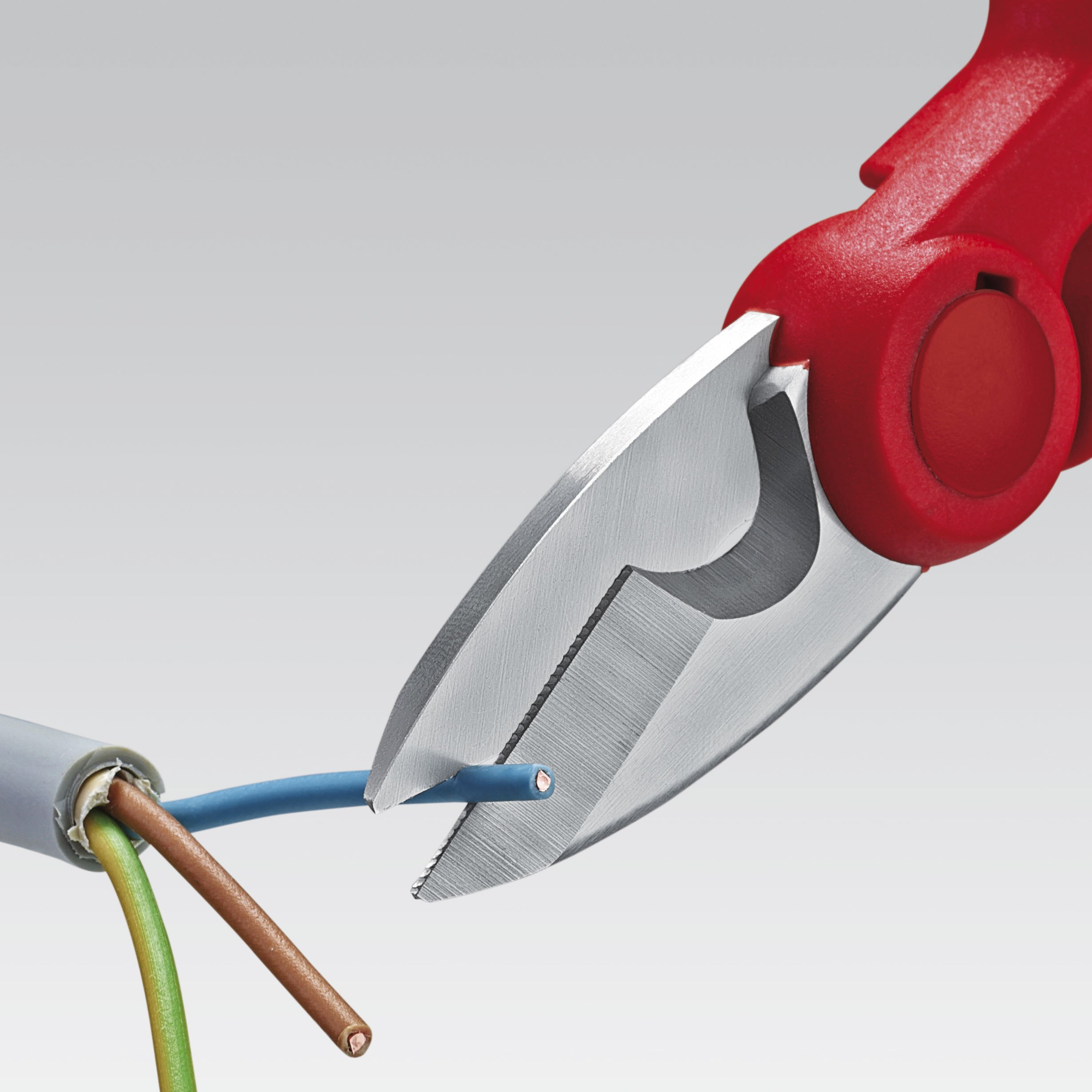 Knipex 95 05 155 SB Electrician's Shears 6,1''