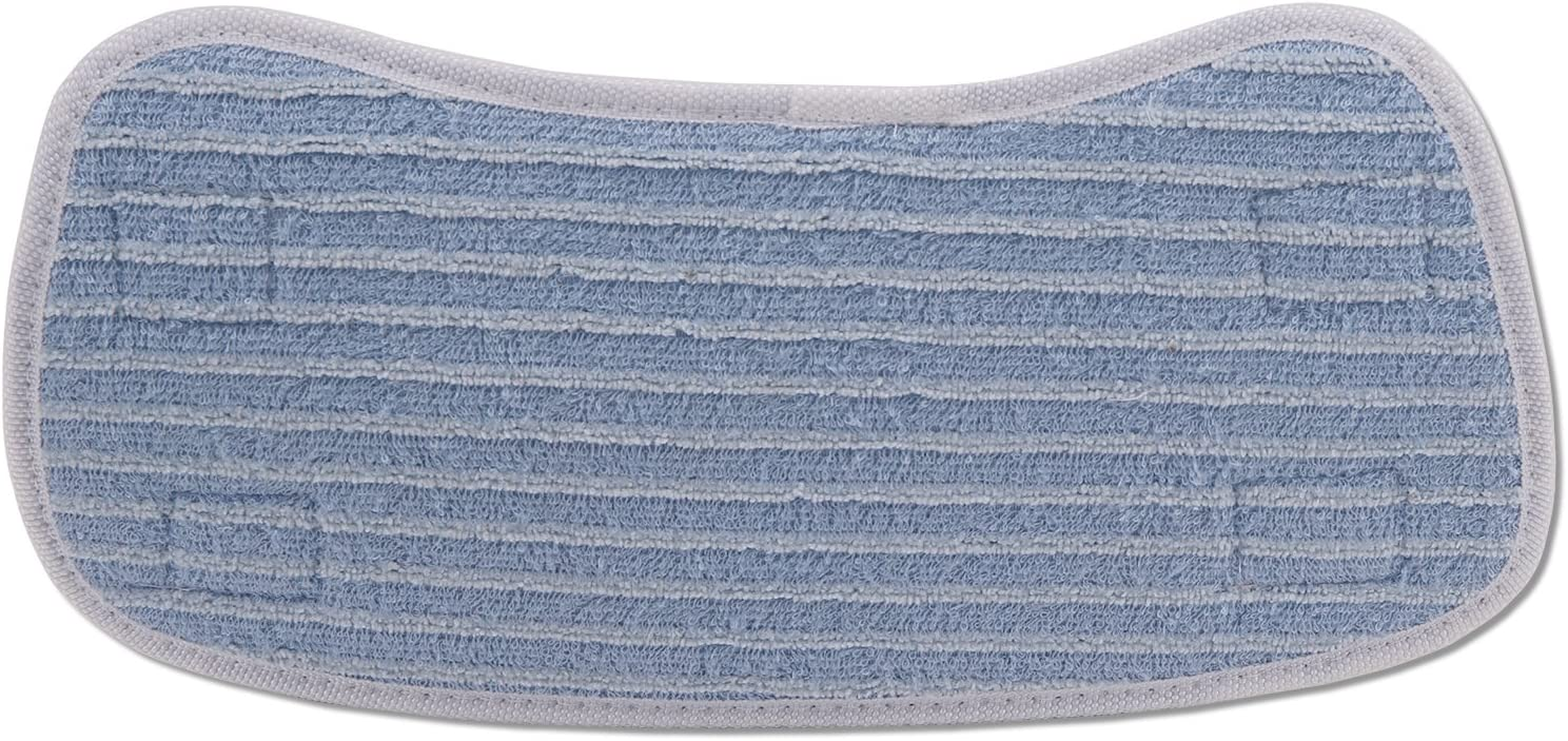 Hoover SSS1500 SteamJet Express Steam Mop Replacement Cleaning Pads x2