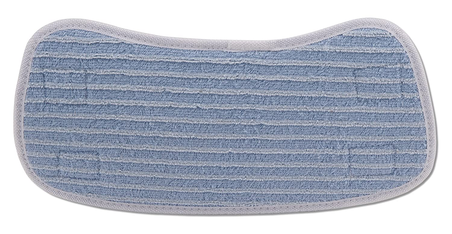 Hoover SSS1500 SteamJet Express Steam Mop Replacement Cleaning Pads (x2) 35601390