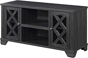 Convenience Concepts Gateway TV Stand, Weathered Gray