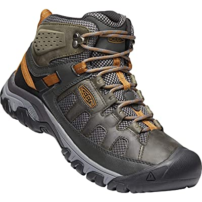KEEN Women's Targhee Vent Mid Hiking Boot | Ankle & Bootie