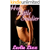 Her Little Soldier (Lesbian First Time, Age Play Romance, ABDL, Spanking)