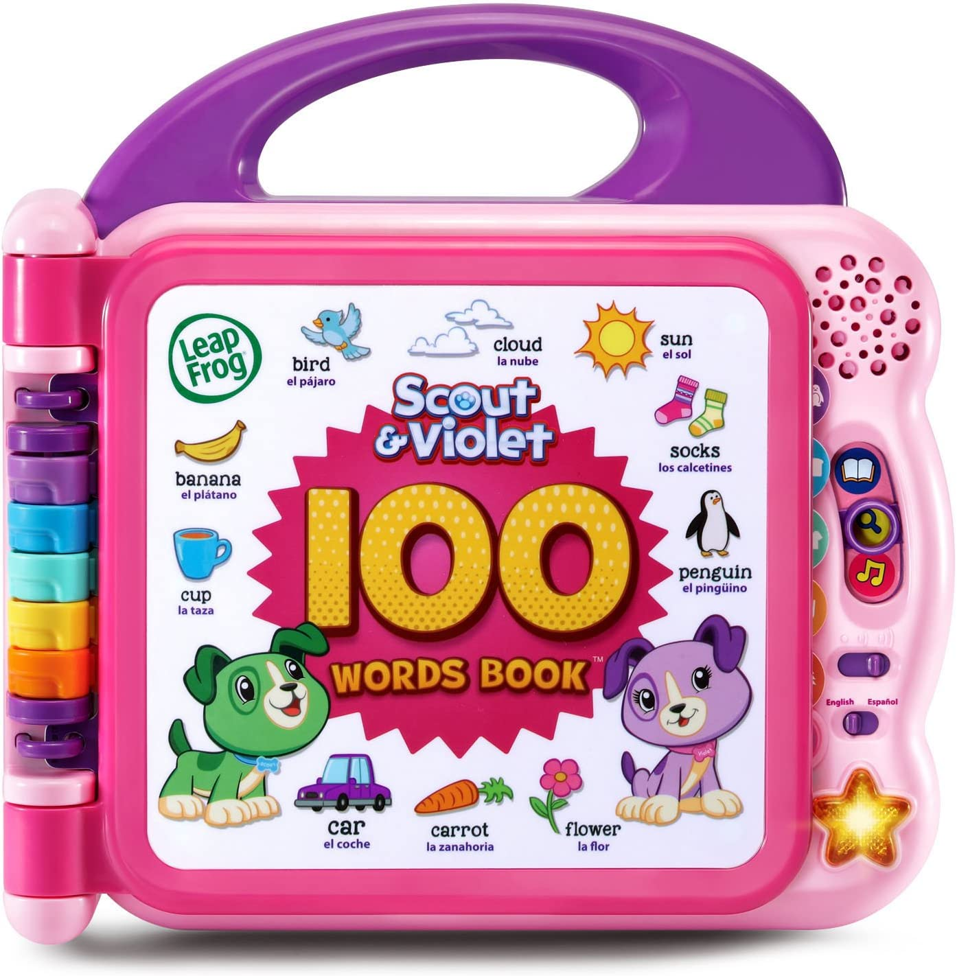 LeapFrog-Scout-and-Violet-100-Words-Book