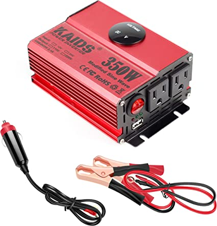 Power Inverter Car 1500Watt 3000W Peak USB Charger 12V DC