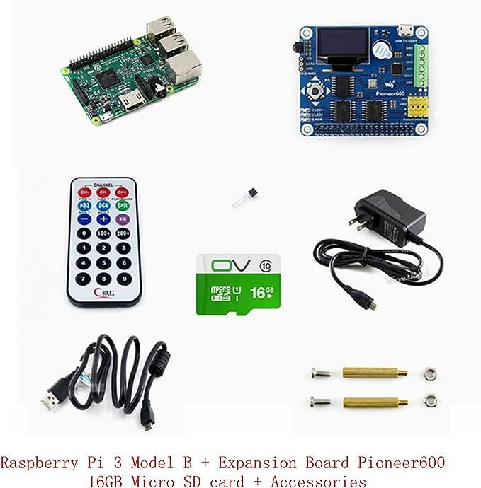 HiLetgo 2pcs GPIO Expansion Board for Raspberry Pi Shield for Raspberry PI 4B//3B with Screws
