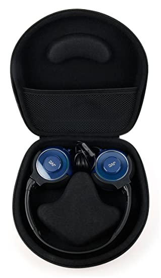 DURAGADGET Estuche/Carcasa para Los Auriculares Auriculares Sennheiser HD 598 | Aukey EP-B26 | NUBWO S1 inalámbricos 4.1 | Sunvito 4 en 1: Amazon.es: ...