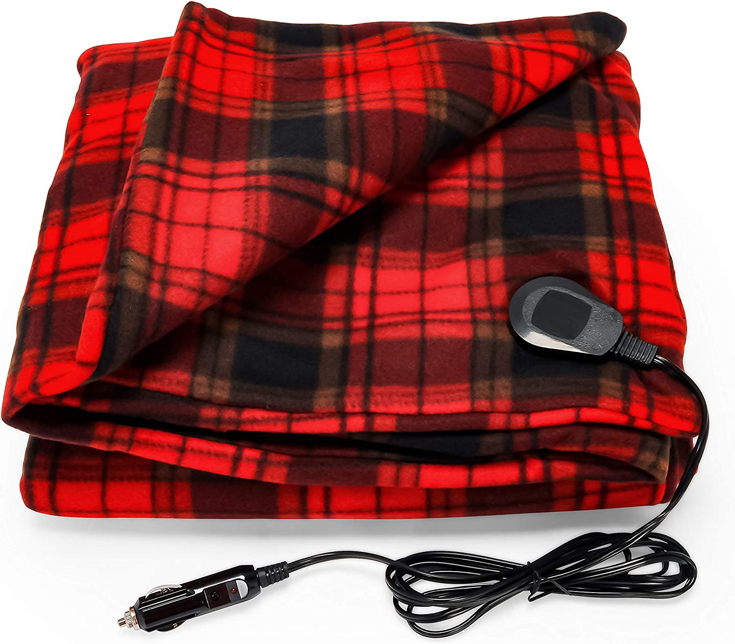 Camco Heated Blanket for Cars