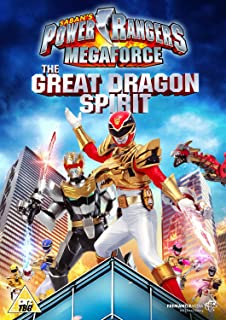 Power Rangers - Megaforce: Volume 2: The Great Dragon Spirit [Reino Unido]