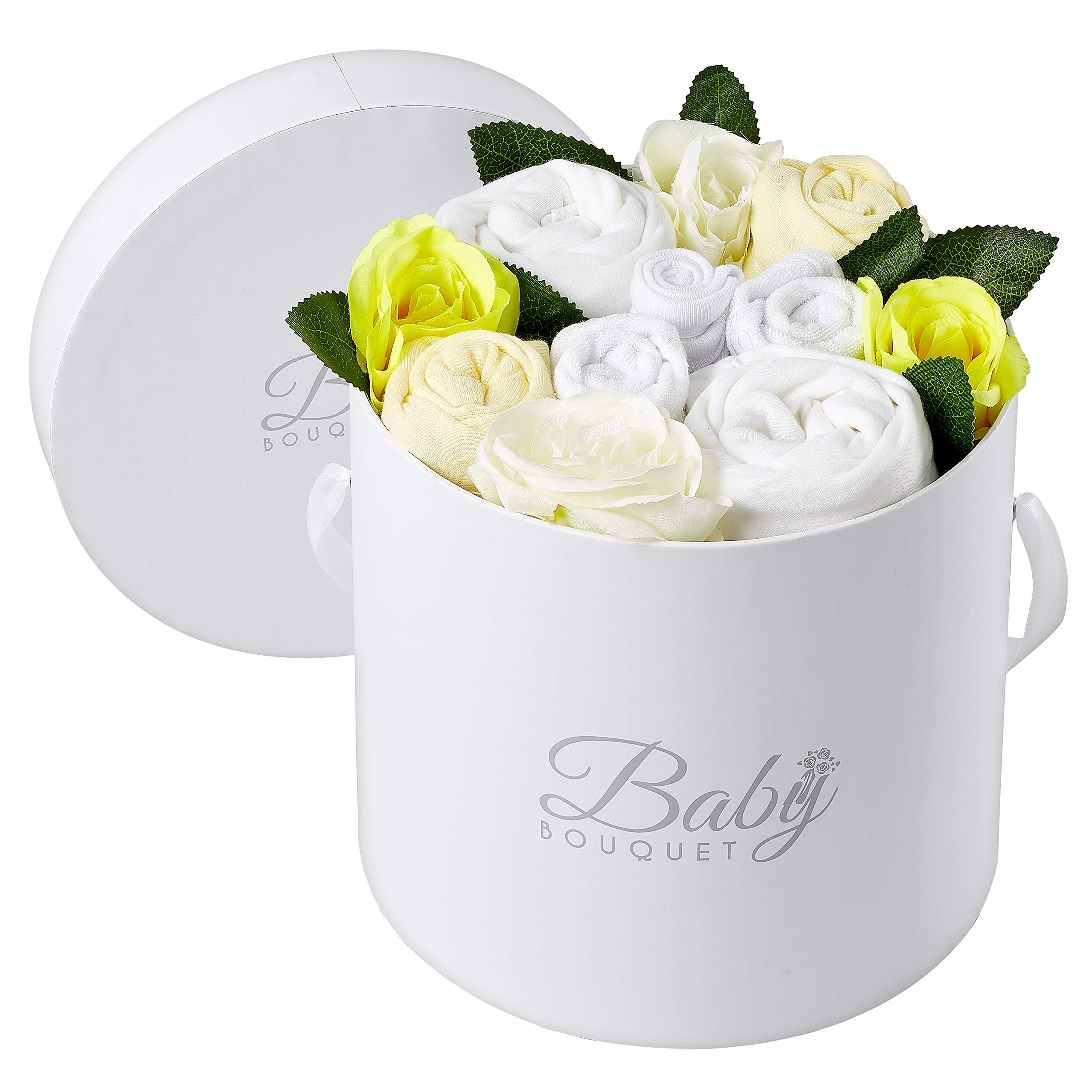 Kensington Bouquet Yellow by Baby Bouquet Company