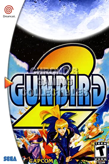 game gunbird 2 free