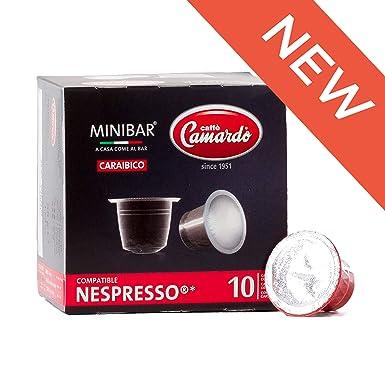 Camardo Capsules Espresso Car Compatible Nesp P10 Amazon Co Uk Grocery