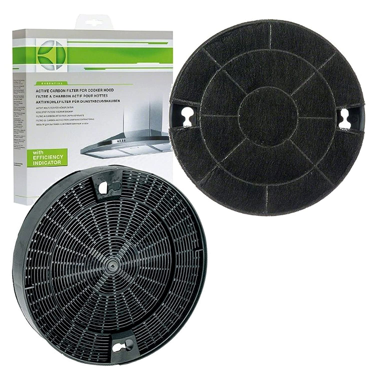 Hood Grease Filter Genuine Electrolux Type 29 Charcoal Carbon Cooker Hood Vent Filter