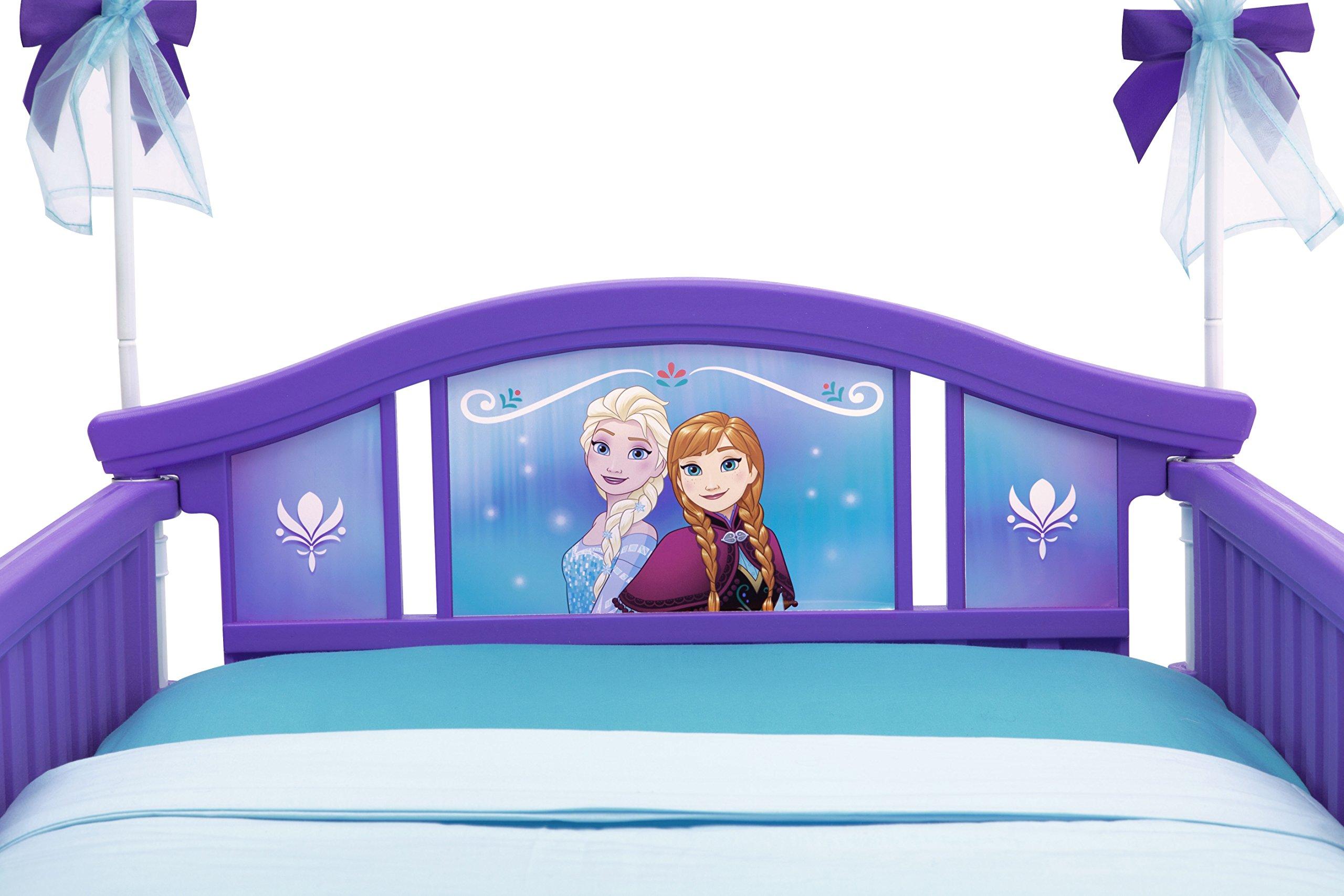 Delta Children Canopy Toddler Bed, Disney Frozen by Delta Children (Image #3)
