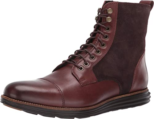 Original Grand Cap Toe Boot Ii Fashion