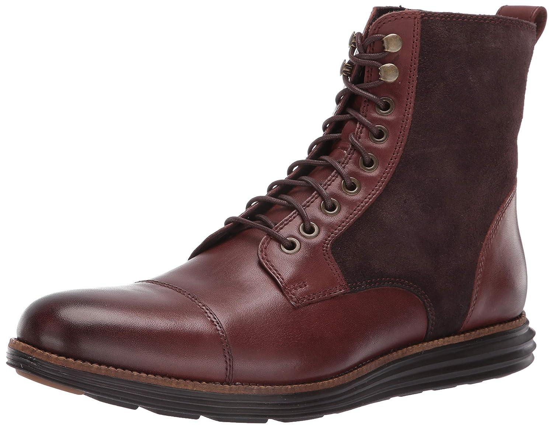 e0d9ebcdb Cole Haan Men's Original Grand Cap Toe Boot Ii Fashion
