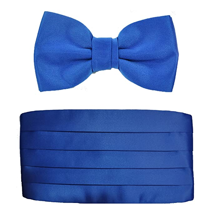 GOLD Polyester Bow Tie and Hankie Set /</> The More Sets U Buy /> The More $ U Save