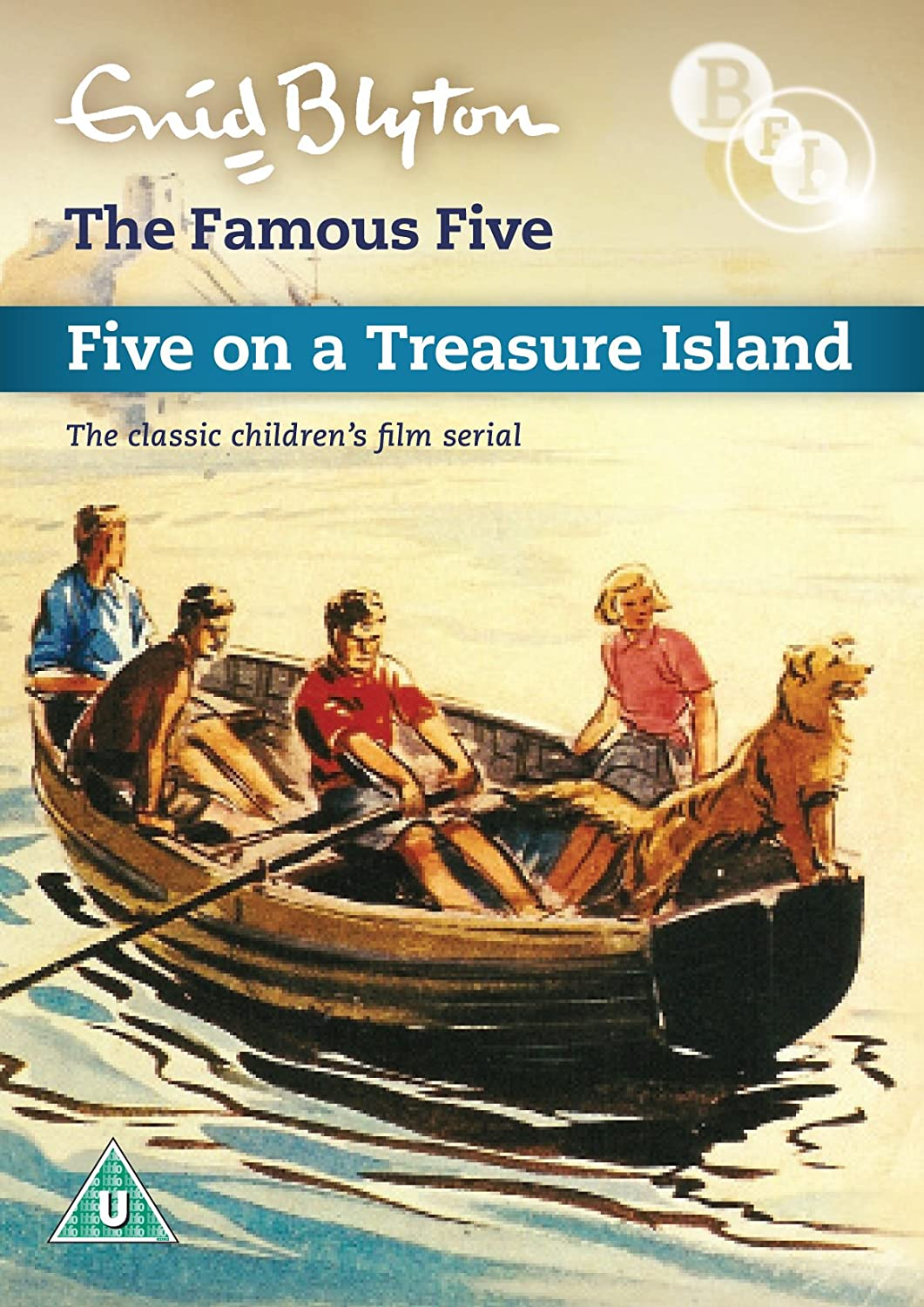 enid blyton s the famous five five on treasure island dvd enid blyton s the famous five five on treasure island dvd amazon co uk rel grainer richard palmer gillian harrison john baily robert cawdron