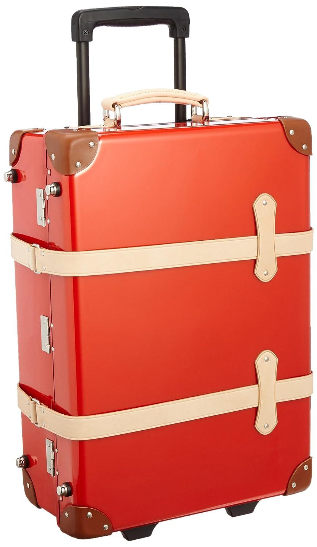 [クルーニー] CLOONEY(クルーニ) スーツケース トランクキャリー 51cm 30L 3.8kg 日本製 ステッカー付 B016ZAXKU0レッドコラル