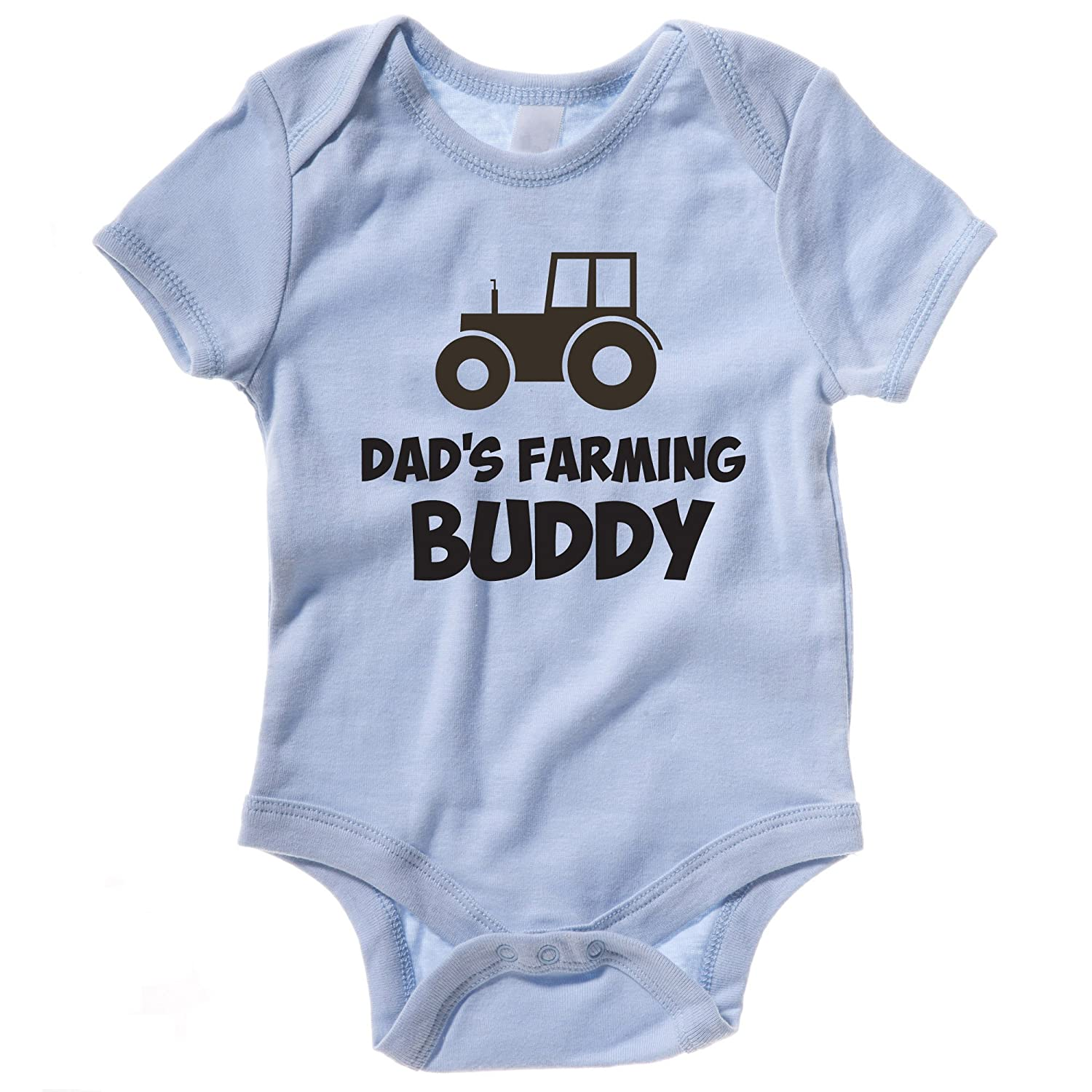 My Dad is Bigger Than Yours Gift BabyGrow Playsuit Baby Grow Funny Present Vest