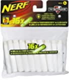 Hasbro - Nerf 36032148 - N-Strike Glow in the Dark Darts Nachfllpack