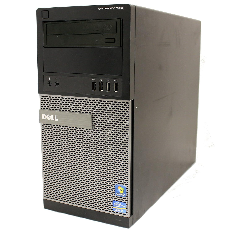 Amazon.com: Dell OptiPlex 790 Mini Tower Desktop Intel Quad Core i5-2400  3.10GHz 8 GB DDR3 RAM 1 TB HD DVD-RW Windows 7 Professional 64-Bit:  Computers & ...