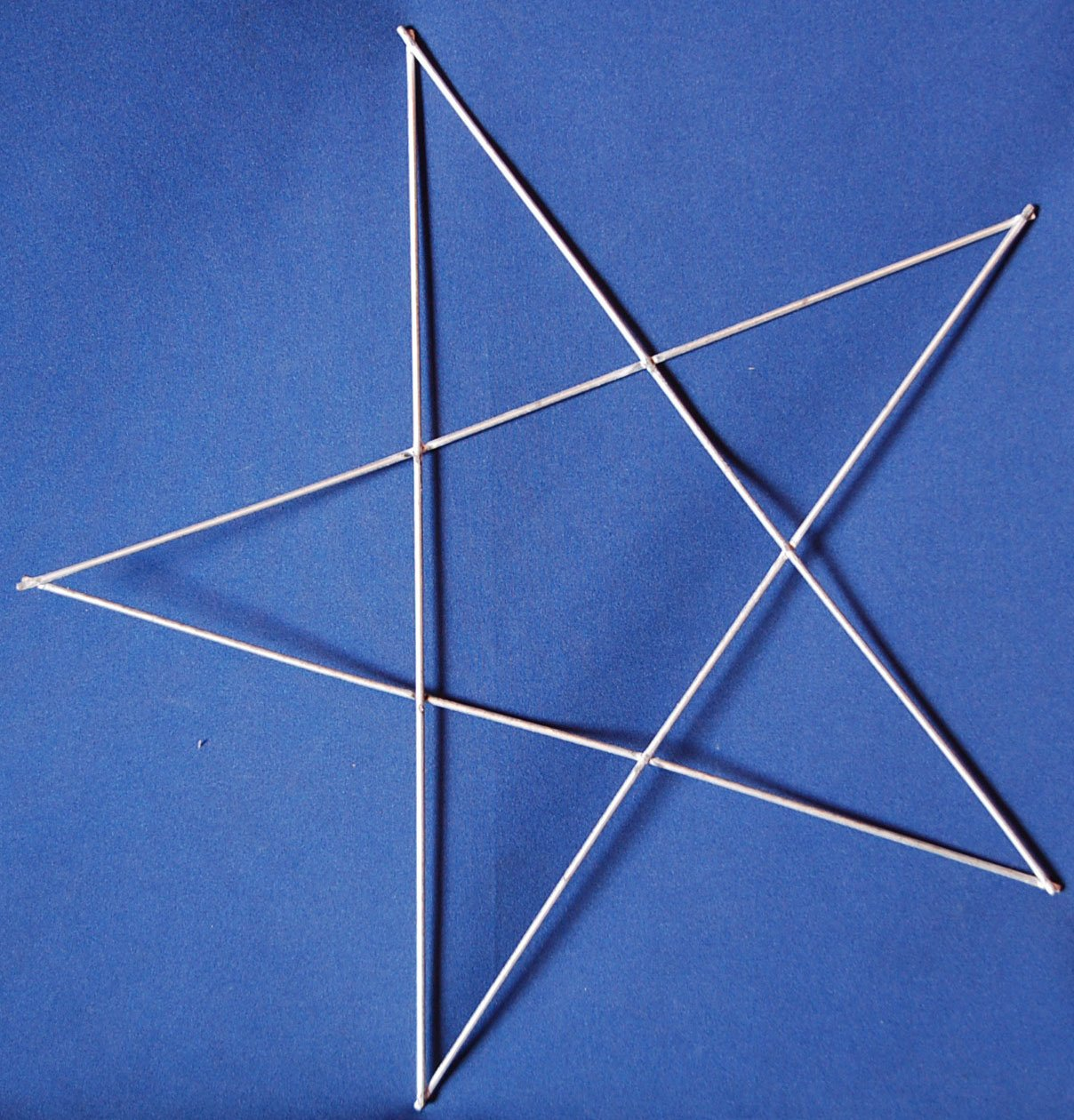 Dorable Wire Snowflake Forms Inspiration Electrical And