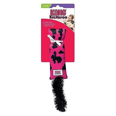 Kong JU03218 Juguete para Gato Kickeroo B