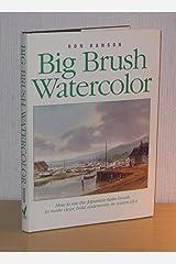 Big Brush Watercolor Hardcover